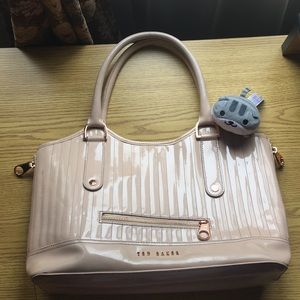 Ted Baker blush bag